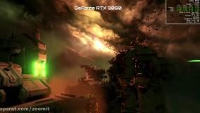 مقایسه بازی دوم در دو کارت گرافیکی GeForce RTX 3080 و RTX 2080 Ti