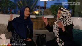 خونه فوق لاکچری فریبا نادری در شام ایرانی