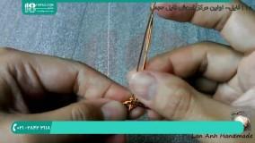 آموزش ساخت زیورآلات مسی مخصوص بانوان