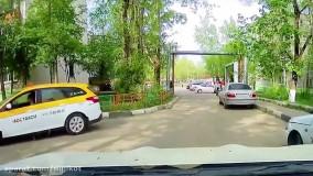 تصادف و حوادث خطرناک در جاده