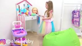 گبی و الکس : داستانهای خنده دار جدید با اسباب بازی ها - گبی الکس و مامانی
