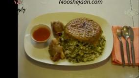 آموزش آشپزی: طرز تهیه باقالی پلو با ماهیچه
