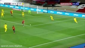 خلاصه بازی اسپانیا 4 - 0 اوکراین