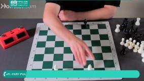 آشنایی با قوانین و حرکات مهره فیل در شطرنج