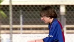 لحظات برتر مسی در بارسلونا