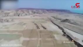 تخریب طولانی ترین غار نمکی جهان در قشم