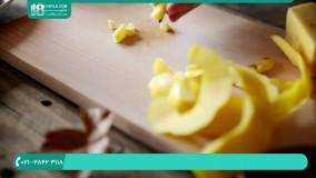 مواد لازم برای تهیه مربا به خوش رنگ