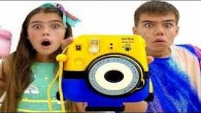 ناستیا و میا  و  استیسی ؛  دوربین جادویی ناستیا - ناستیا و استیسی