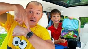 مکس و کتی : دیر رسیدن به مدرسه
