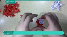 اوریگامی سه بعدی پنگوئن