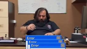 طنز قالیباف در ویدئوی گافِ کلامی اش