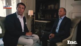 ویدیوی مصاحبه آنتونی رابینز با ری دالیو