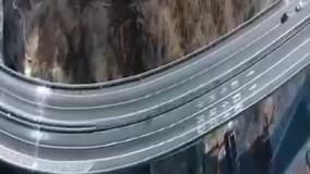 جاده های زیبا و خیال انگیز در چین