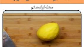 تهیه میوه خشک در منزل
