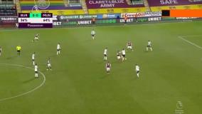 خلاصه بازی برنلی ۰ - منچستریونایتد ۱