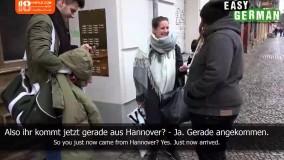 آموزش انواع افعال در زبان آلمانی
