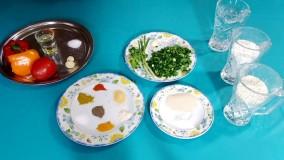 طرز تهیه پاکوره هندی یک غذای گیاهی لذیذ و کم هزینه