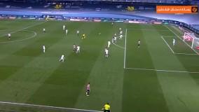 خلاصه بازی رئال مادرید ۱ - اتلتیک بیلبائو ۲