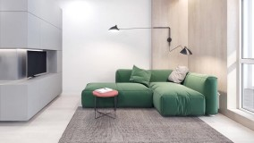 27 ایده طراحی اتاق نشیمن مینیمال