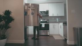 طراحی آپارتمان با سبک مینیمال