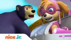 کارتون سگ های نگهبان - نجات شهر از خرس وحشی