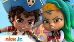 کارتون سانتیاگو ، ملوان کوچک ؛ نجات تاج شاهزاده خانم