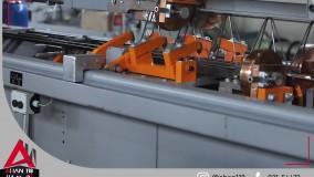 تولید میلگرد زیگزاگ با دستگاه تمام اتوماتیک