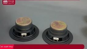 آموزش نصب سیستم صوتی خودرو و اتصال و سیم کشی سری اسپیکر