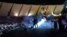اولین کنسرت مسعود صادقلو