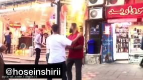 دوربین مخفی جدید حسین شیری