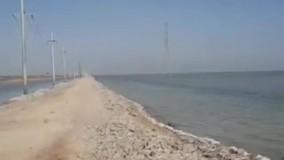 سرقت دیوار در خوزستان !