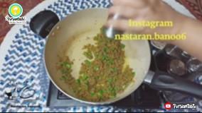 پیراشکی گوشت و طرز تهیه کامل «پیراشکی گوشت» - آموزش آشپزی
