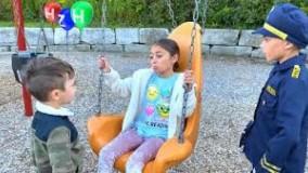 هایدی و زیدان ؛ یادگیری رعایت نوبت در صف ها : رفتارهای خوب برای کودکان