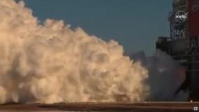 آزمایش قوی ترین موشک جهان شکست خورد