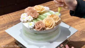 مدل و ایده های کیک آرایی