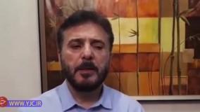 عذر خواهی سید جواد هاشمی بابت تبلیغ خرید خانه در دبی