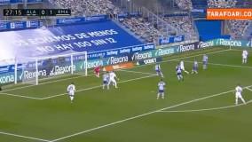 خلاصه بازی آلاوز ۱ - رئال مادرید ۴