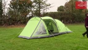 چادر مسافرتی 4 نفره ونگو