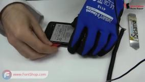 آموزش تعویض باتری گوشی بلک بری Dtek 60 - فونی شاپ