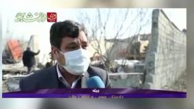 تخریب ویلاهای میلیاردی در ملارد