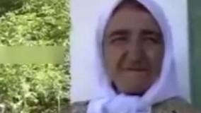 پیرمرد ۱۴۰ ساله مازندرانی با ۱۵۰ نواده !