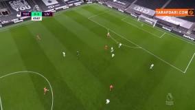 خلاصه بازی تاتنهام ۱ - لیورپول ۳