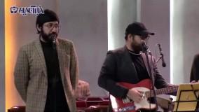 خوانندگی مشترک شبنم مقدمی و شهاب حسینی !