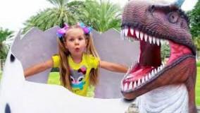 دیانا و روما - ماجراهای هیجان انگیز در پارک کودکان