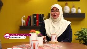 اشک های میرسیدی خبرنگار تلویزیون در گفتگو با امین زندگانی