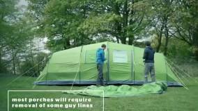 خرید چادر مسافرتی ضد آب
