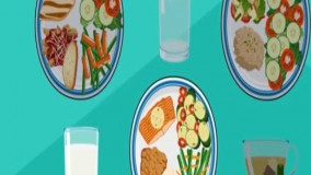 چگونه یک بشقاب غذای سالم داشته باشیم