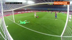 خلاصه بازی بارسلونا ۲- اتلتیک بیلبائو ۱