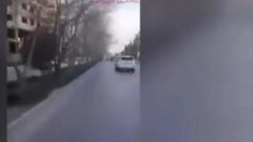 تعقیب و گریز هالیوودی در اصفهان