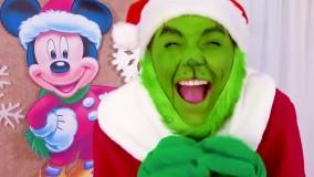 ساشا و داستان کریسمس